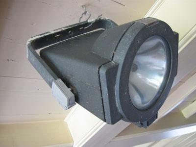 Industriele spot buitenlamp no 084 landzicht houtsberg for Industriele spots