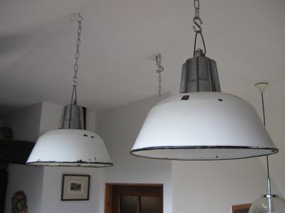 emaille lampen wit no 049 laatste landzicht houtsberg. Black Bedroom Furniture Sets. Home Design Ideas
