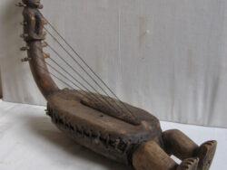 Tribal art, Afrikaans snaarinstrumetn