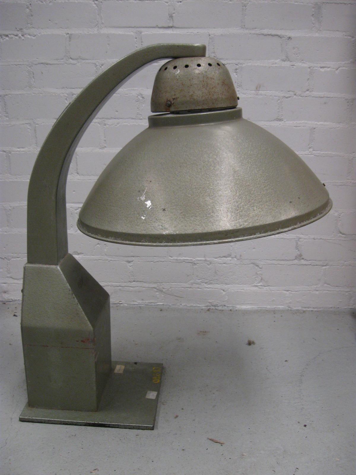 Industriele bureaulamp no 097 laboratorium lamp groot for Industriele bureaulamp
