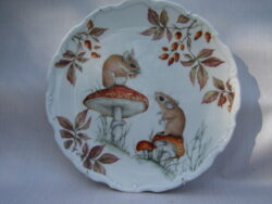 Royal Albert bone china England Autumn Playtime