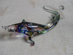 Val St. Lambert glas, salamander