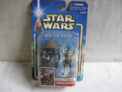 Star Wars Teemto Paglies pot racer, The phantom menace. Nieuw in verpakking onbespeeld. 2002 Hasbro.