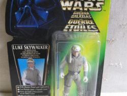 Star Wars Luke Skywalker, 1996 Kenner, onbespeeld, nieuw in verpakking.