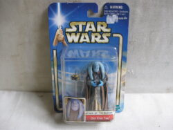 Star Wars Orn Free Taa, Attack of the clones. Onbespeeld, nieuw in verpakking. 2002 Hasbro.