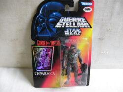 Star Wars Chewbacca, 1996 Kenner, onbespeeld en nieuw in verpakking.