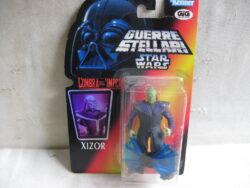 Star Wars Xizor, 1996 Kenner, onbespeeld. Nieuw in verpakking.