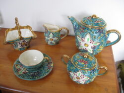 Vintage Bequet theeset