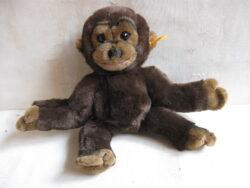 Stieff cosy aap babyspeelgoed. Hoge kwalitiet. Zacht materiaal.