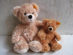 Steiff cosy beer, zachte hoge kwaliteit. Ideaal speelgoed voor kleine kinderen.