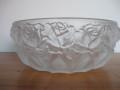 Art Deco persglas, vintage glas