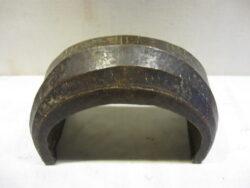 Afrikaans betaalmiddel brons, Congolees betaalmiddel brons, antiek Afrikaans betaalmiddel, M'ole D.R. Congo