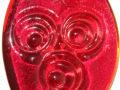 Vintage glas, vintage glass, vintage glasware, retro glas, retro glass