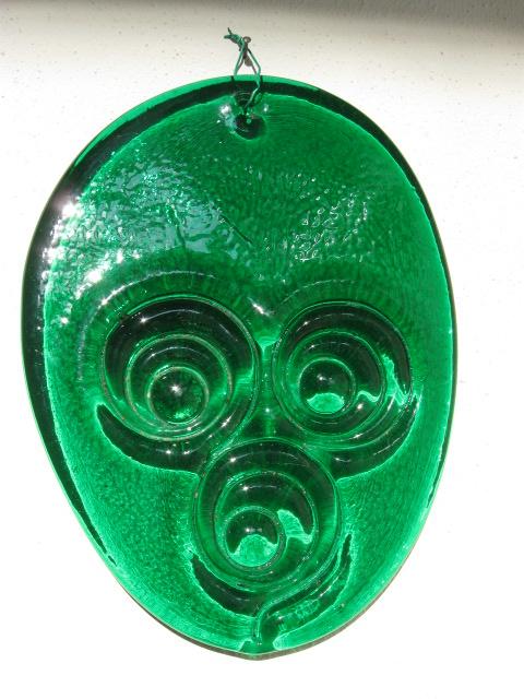 Vintage glas, vintage glass, vintage glassware, retro glas, retro glass