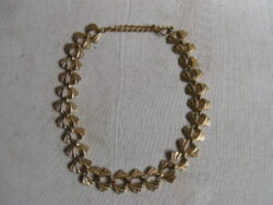 Vintage ketting, vintage jewels, vintage sieraden, sixties jewels
