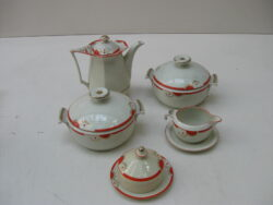 Cambridge Ivory porselein servies