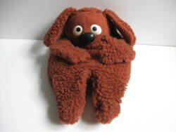 Jim Henson Muppet handpop Rowlf Fisher Price 1977