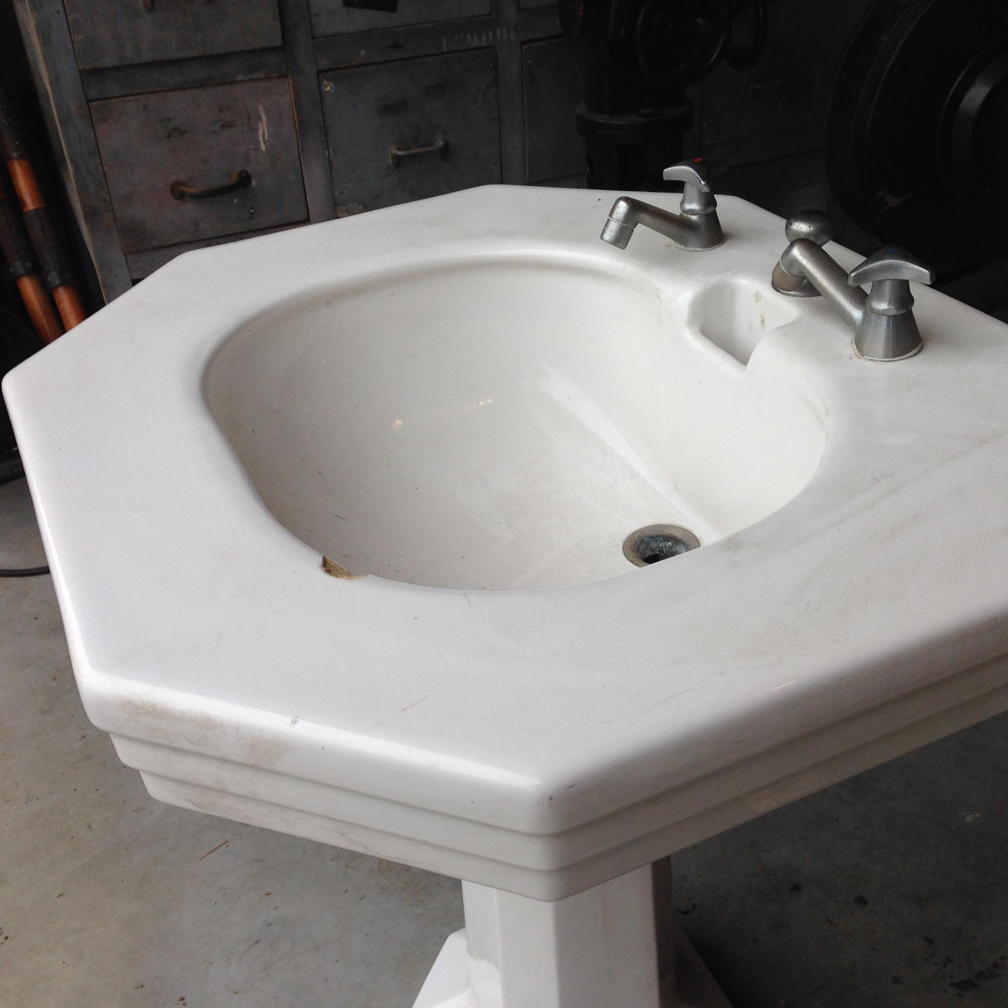 Antieke arduinen wasbak 085353 ontwerp inspiratie voor de badkamer en de kamer - Oude keuken wastafel ...