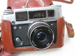 Fed 4 vintage foto camera Made in USSR jaren 60