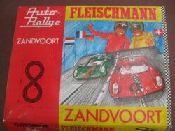 Fleischmann Auto rallye Zandvoort