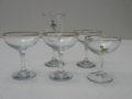 Babycham vintage glas