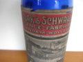 Polak & Schwarz's essence fabrieken Zaandam Holland blauwe fles