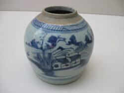 Gemberpot aardewerk klei