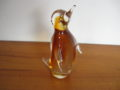 Murano glas dierfiguur pinguin Italiaans glas