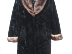 Imitatie bontjas, fake fur coat, Olympia Ltd. Inc fur coat,