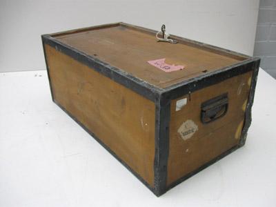 Uitgelezene Industriele kist van Gend & Loos no 012 - Landzicht Houtsberg HA-18