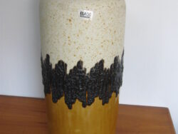 Bay keramiek West-Germany vaas, jaren 60-70, 42 cm hoog. Gaaf.