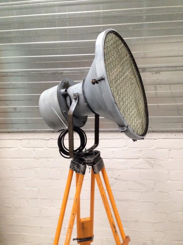 Industriele statieflamp