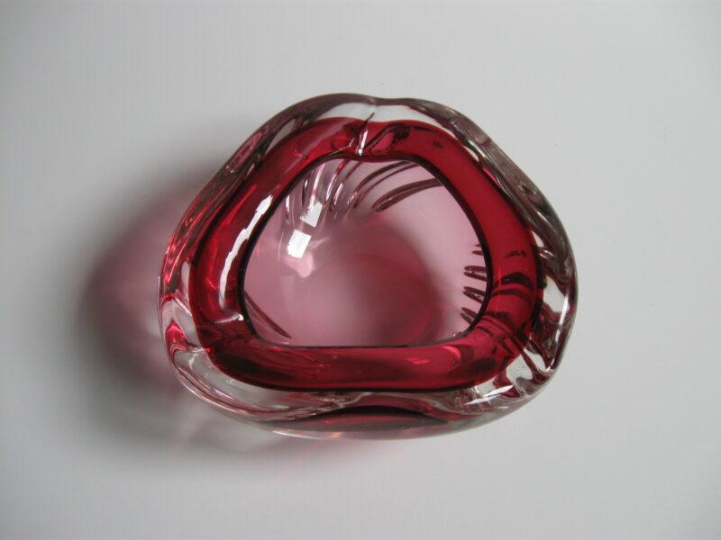 Vintage glas Tsjechië