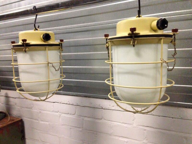 Oude lampen