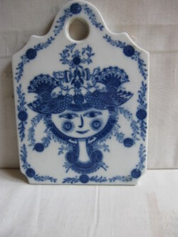 Aritistic seito Japan wanddecoratie, artistic seito wallplaque, artistic setio Japan, Japans porselein