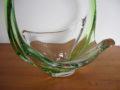 Murano vintage glazen fruitschaal jaren 60
