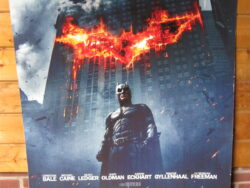 Filmposter Batman The dark knight 2008