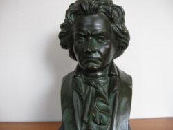 G. Carli brons Ludwig von Beethoven