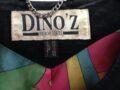 Dino'z leren dames jasje maat 38