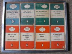 Penguin books Engelstalig ingelijst