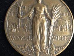 Winkelweek medaille