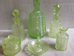 Art Deco parfum set