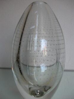 Floris Meydam glas Leerdam spijkervaas