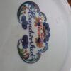 Boch kaststel porselein decor Vieux Rhodes